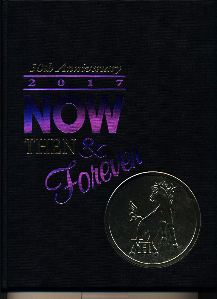 50th ANNIVERSARY YEARBOOKS FOR SALE
