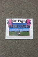 Go-Fight Tackle-Cancer