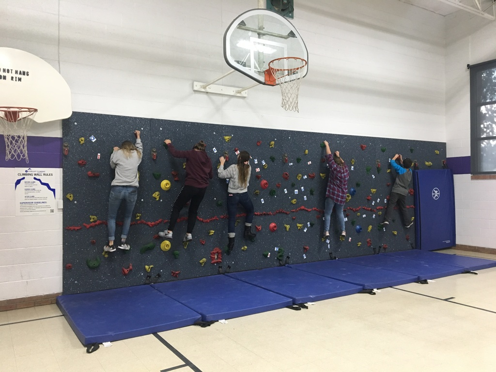 Fun on the wall!!