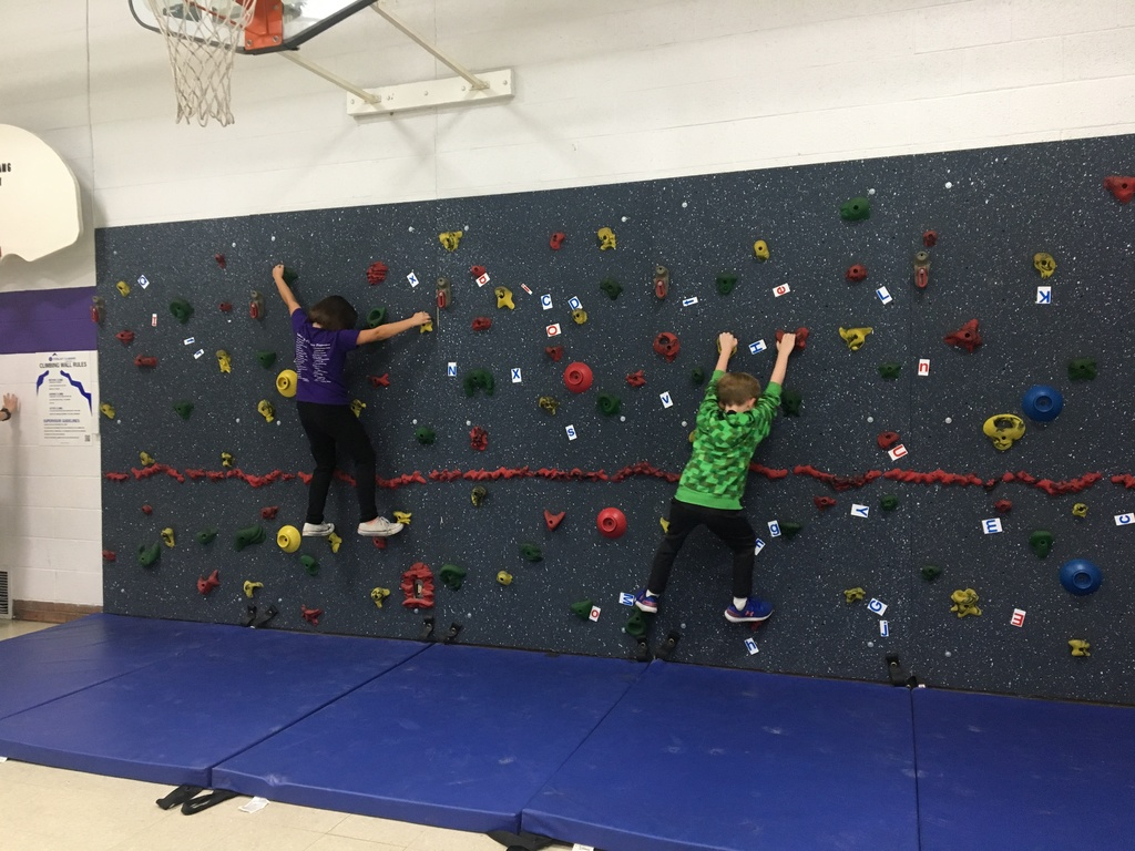 Fun on the wall!