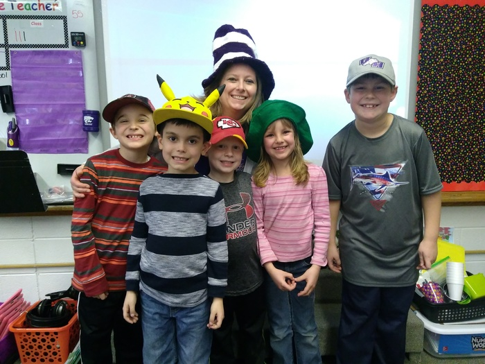 Day  1 (Dr. Seuss Week)